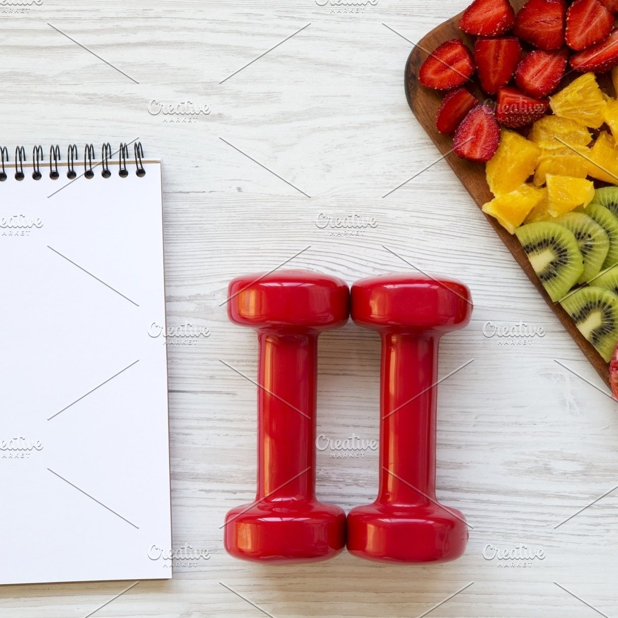 Meal Plan + Weight training